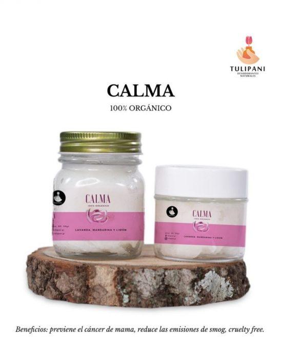 Desodorante Natural CALMA